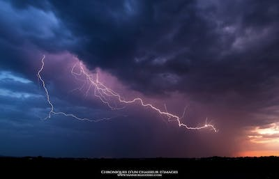 Photographier les orages intro