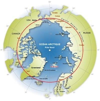 Photographier les aurores boréales : Au-delà du cercle polaire