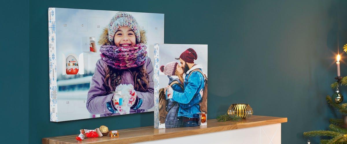 Sweet Treat Advent Calendar with kinder� surprise