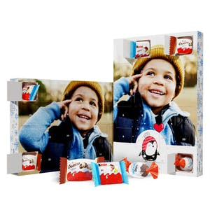 Adventskalender Schokolade von kinder�