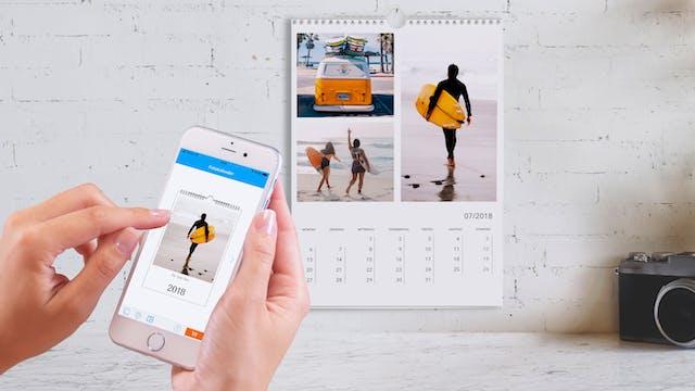 Kalender Mit Fotos Selber Machen