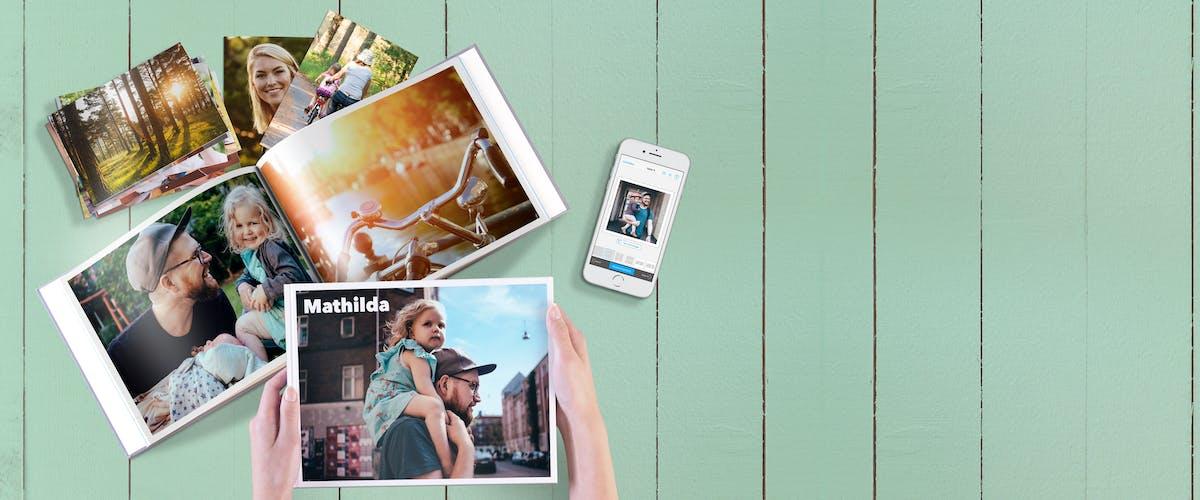 Wie Magie: Diese App erstellt Dir in 2 Minuten Dein Fotobuch