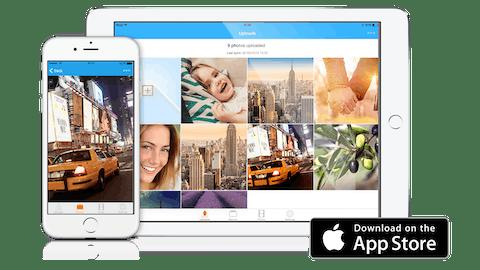 The Pixum Photos App for iOS