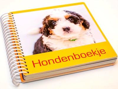 Maak je eigen huisdieren boekje met het Pixum Babyboek