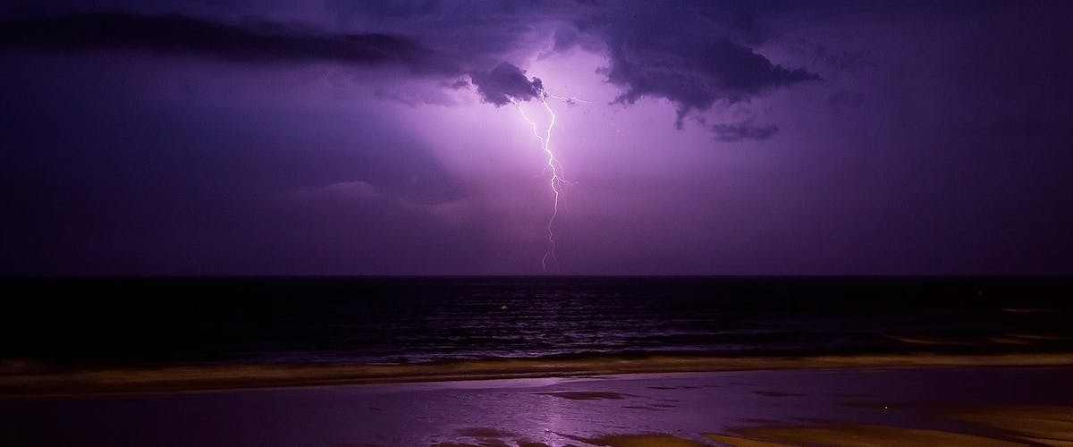 Comment photographier les orages