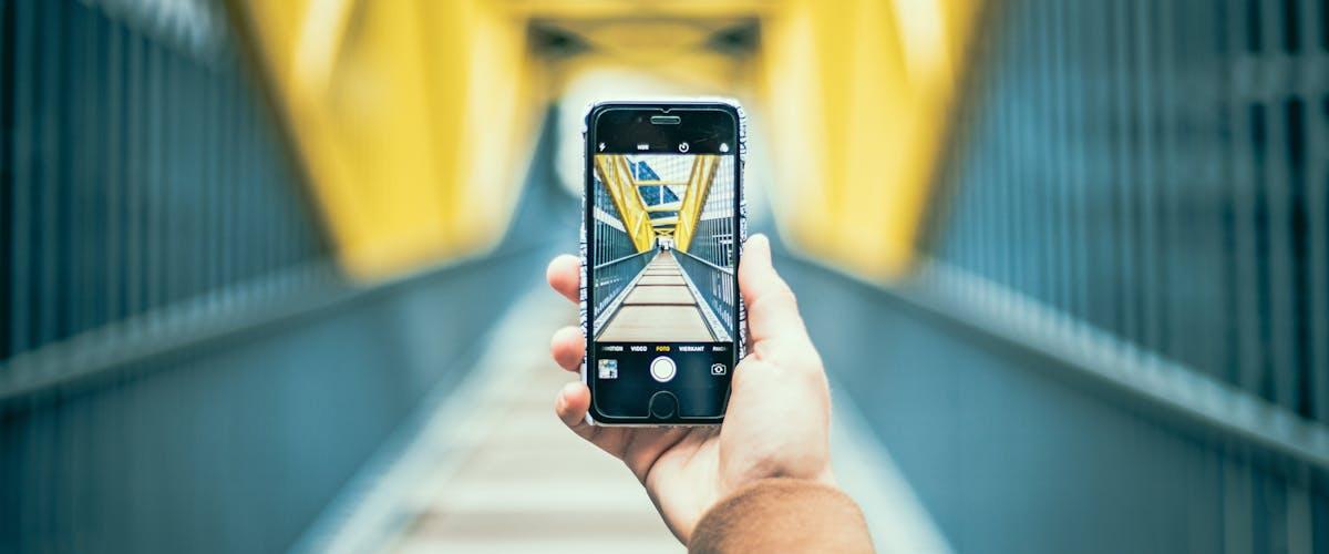 5 conseils pour photographier avec un smartphone