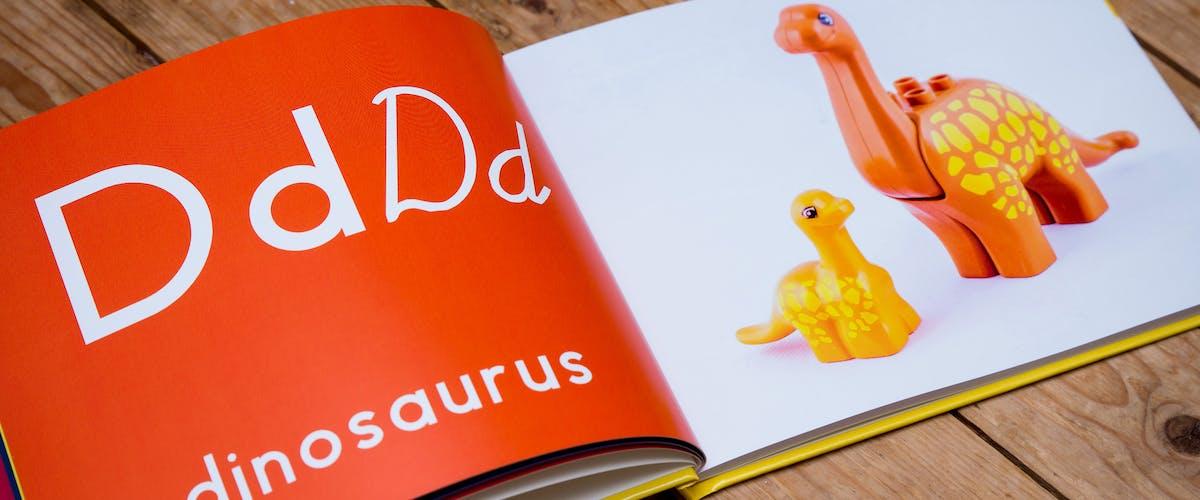 ABC Boekje zelf maken