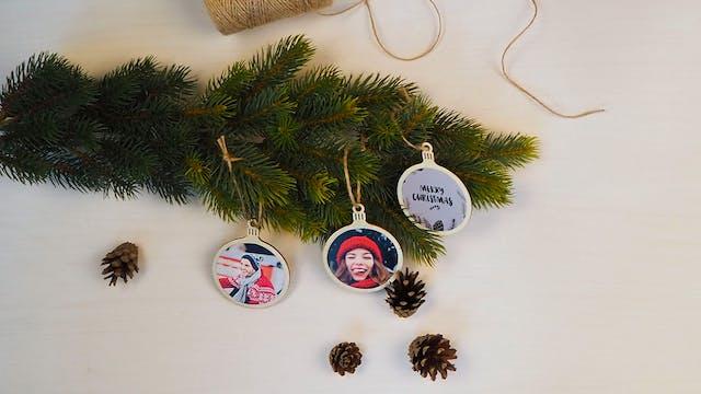 Immagini Palline Natalizie.Crea Palline Per L Albero Di Natale Con Le Foto Pixum