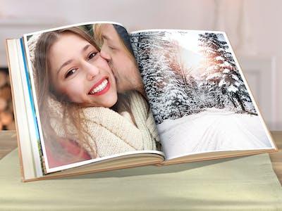 Auch zu Weihnachten ist ein Vier-Jahreszeiten-Fotobuch ein wunderbares Geschenk.
