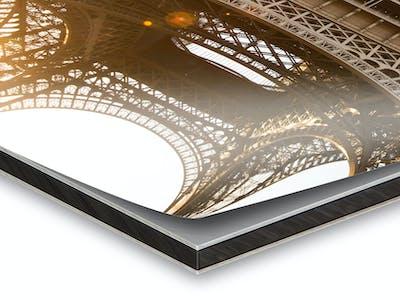Dein Motiv wird nach der Bestellung per Direktdruck auf das Alu-Dibond aufgebracht - für strahlende Farben.