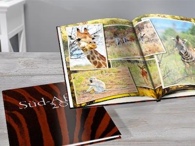 Tierisches Fotobuch.