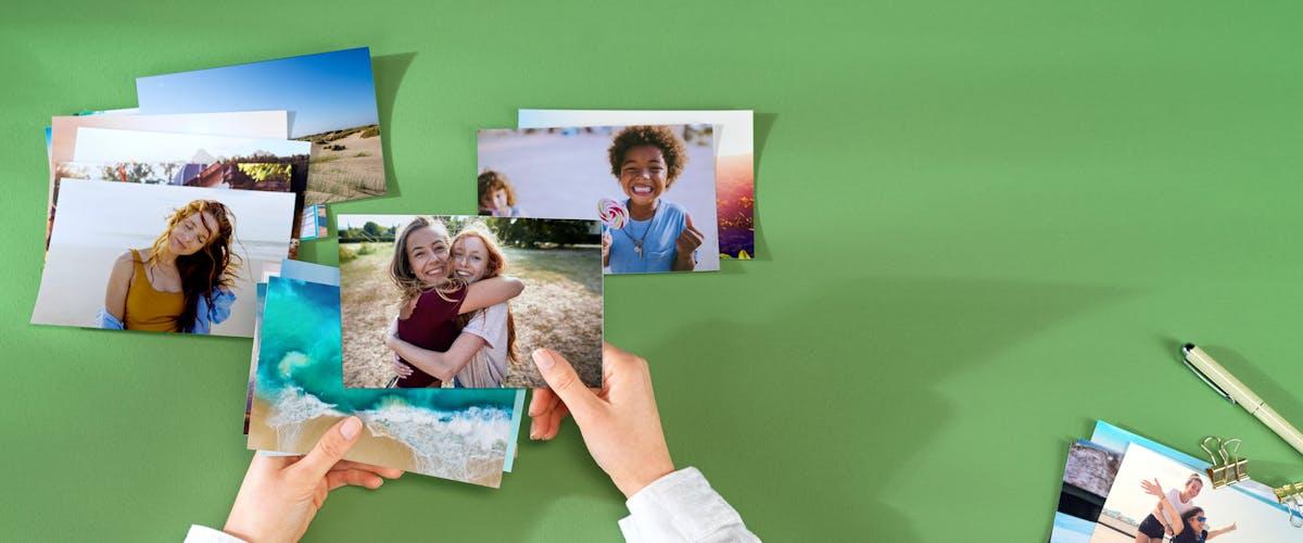 Fotoabz�ge auf Premiumpapier
