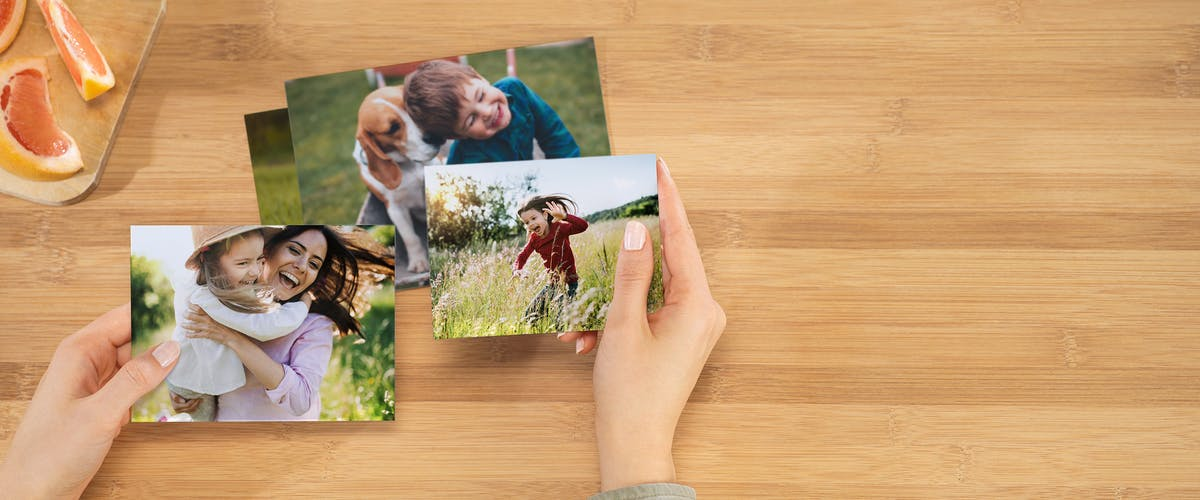 Größen von Fotos & Postern