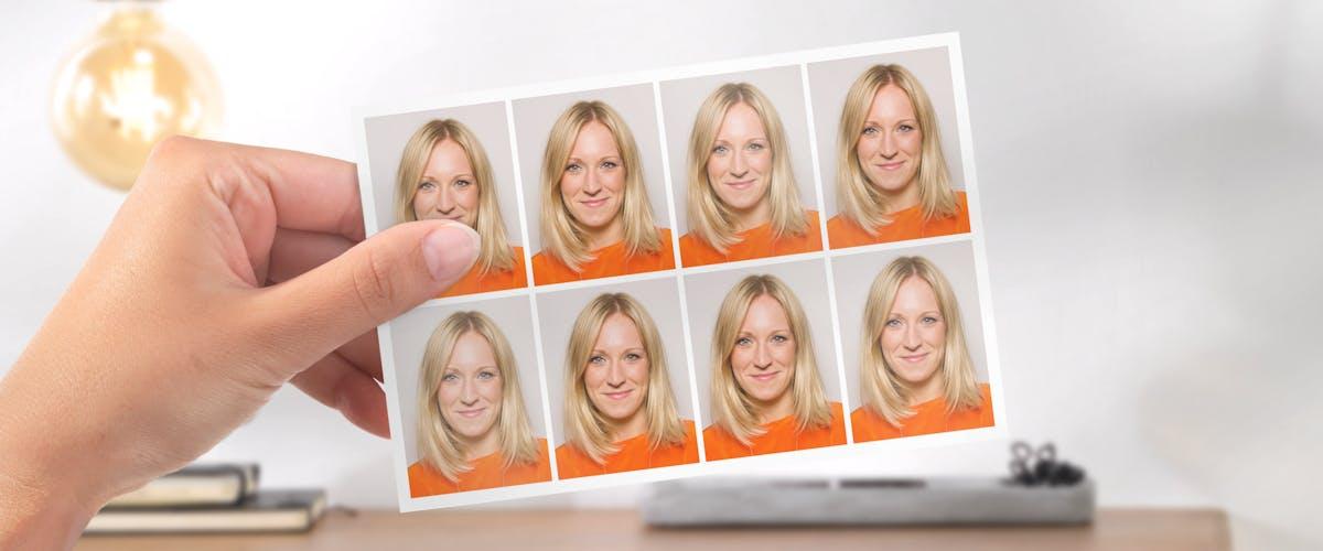 Stampa la tua fototessera online