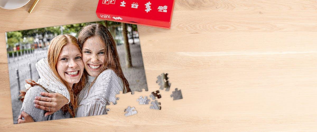 Dein eigenes Mini-Puzzle designen