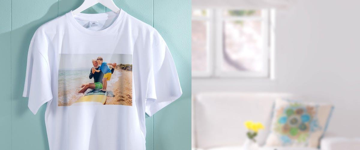 <h1>Foto T-Shirt</h1>