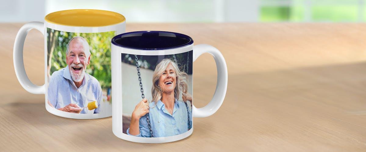 Fotogeschenke für Großeltern