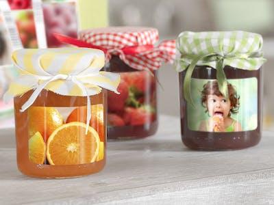 Wählen Sie für Ihre Geschenkaufkleber passende Motive mit Ihren Liebsten aus!