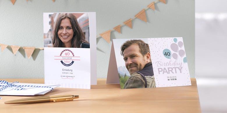 Zur Übersicht: Geburtstagskarten