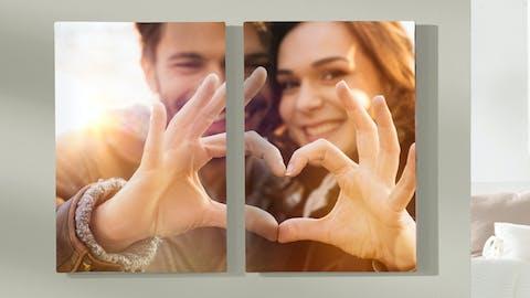 Vacker & personlig heminredning med dina egna foton