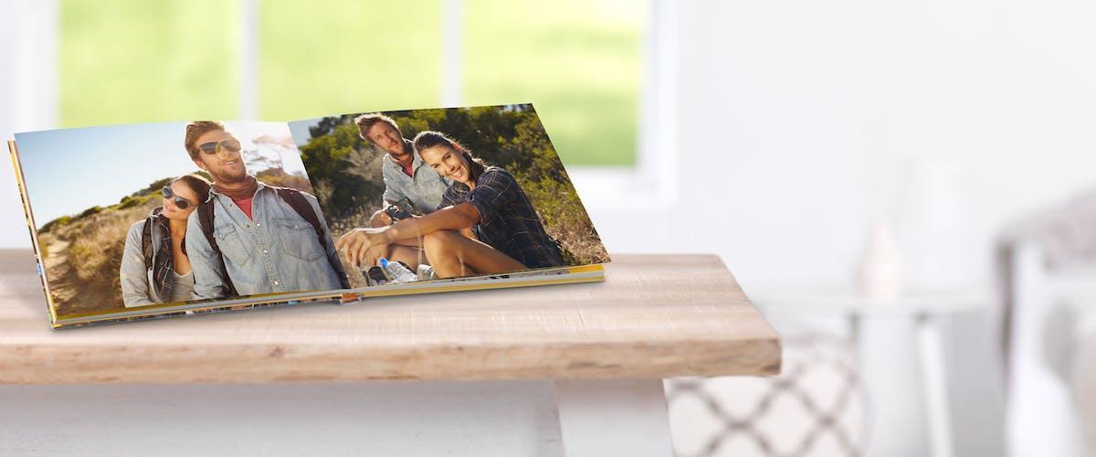 Vackra papper av hög kvalitet till din Pixum Fotobok