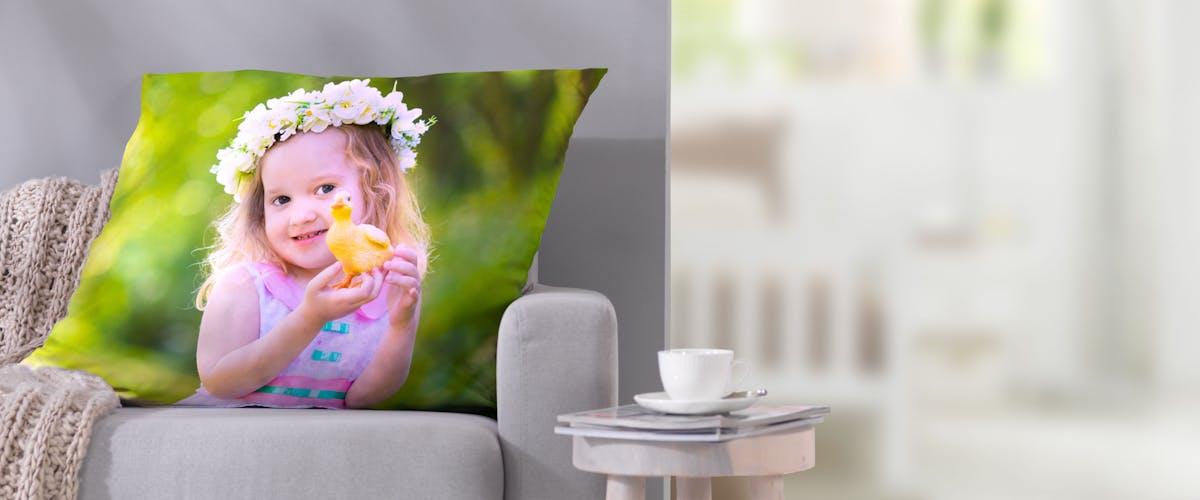 Cuscini personalizzati con le tue foto