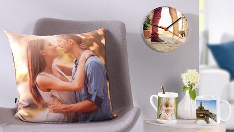 PHOTO GIFTS: £3 OFF
