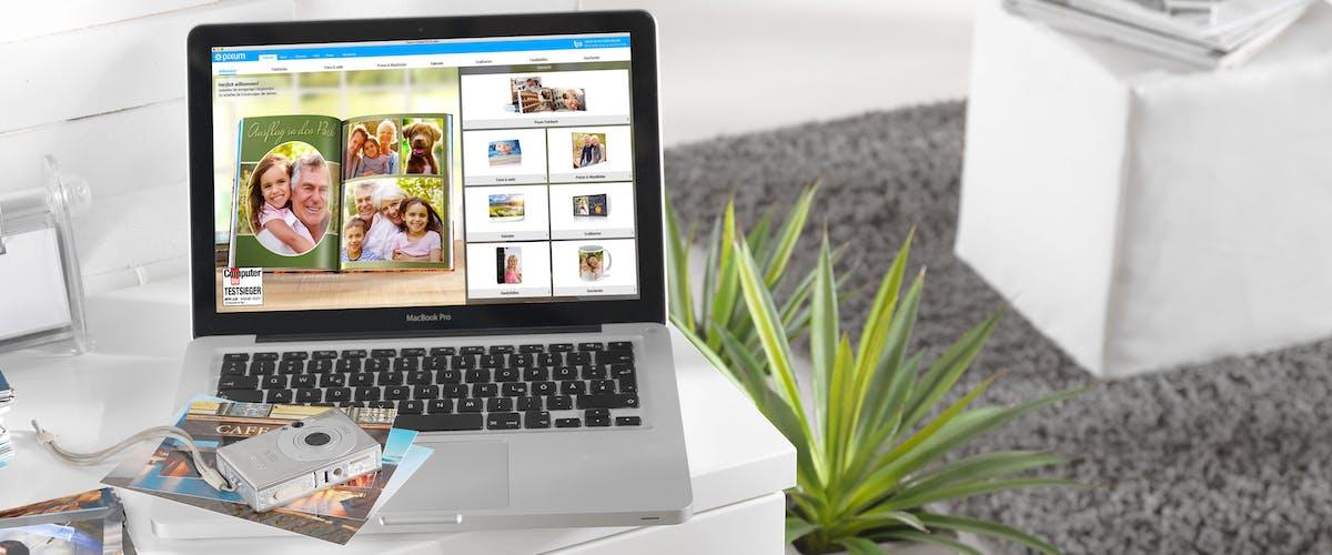 Fotobuch am Mac erstellen - so einfach geht's