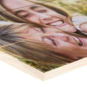 Wood Print
