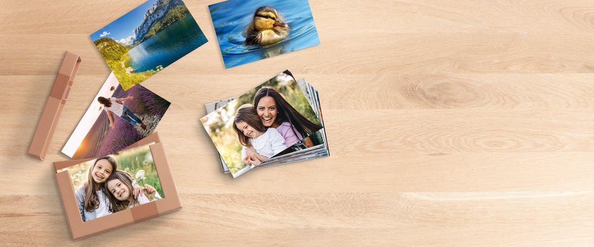 Fotoabzüge mit Pixum Fotobox