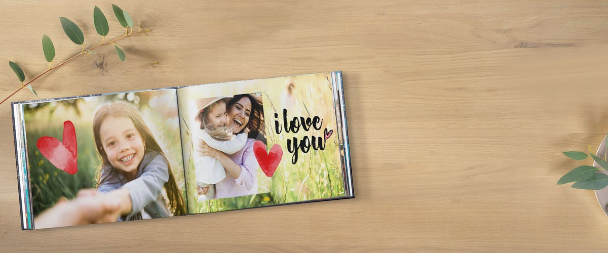 Gestalte dein Sticker-Album