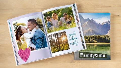 5 ¤ Vorteil auf dein Pixum Fotobuch