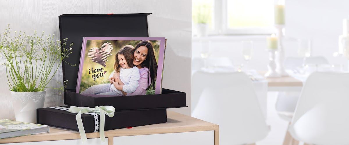Hochwertige Geschenkbox