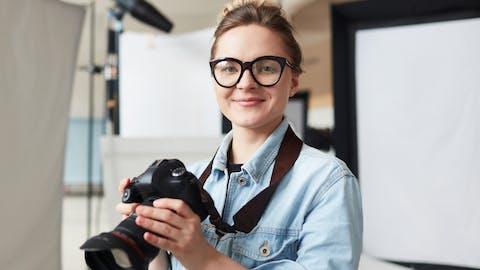 Mundo creativo fotografía