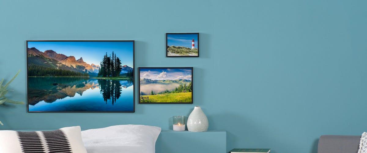 Große Fotos & Poster gestalten
