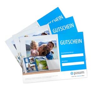 Pixum Geschenk-Gutscheine