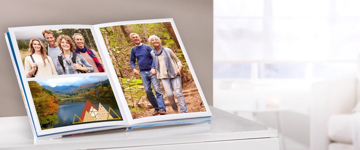 Create a photo book - quick & easy with Pixum
