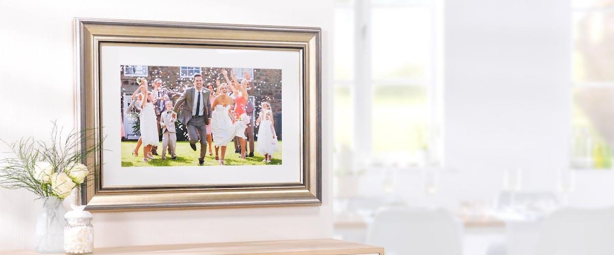 Posing für die Hochzeit