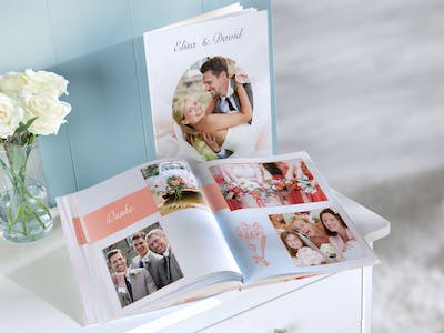 Pixum Photo Book made by Best Man & Maid of Honour