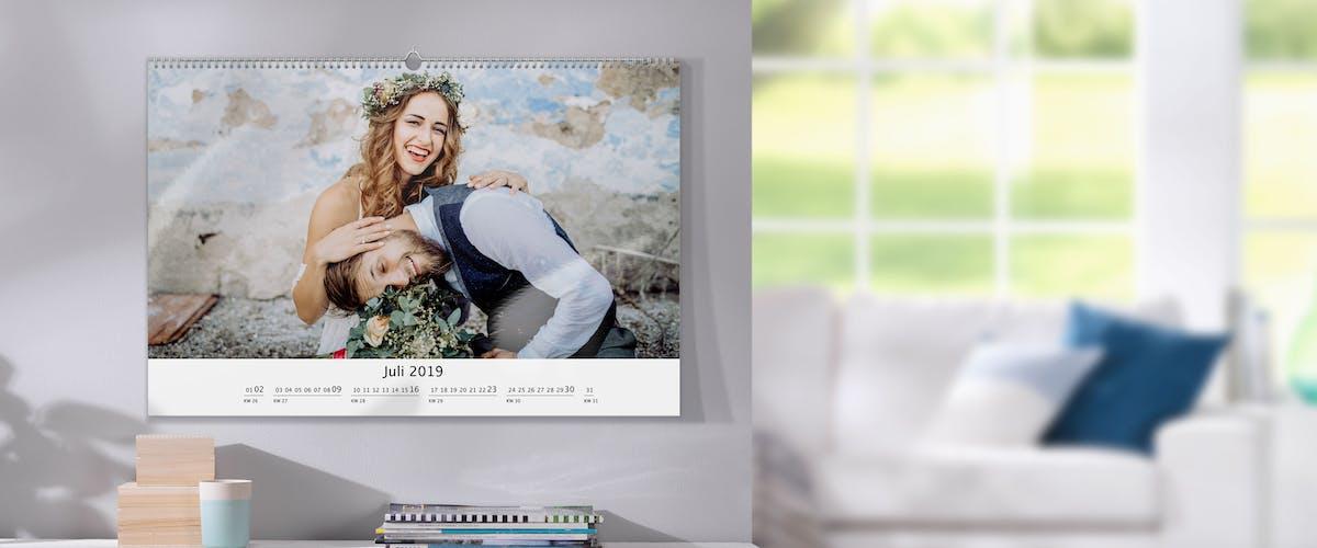 Hitta ett tema till din fotokalender