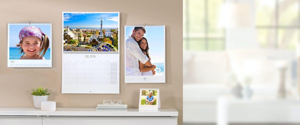 Schulferien in deinen Fotokalender einfügen
