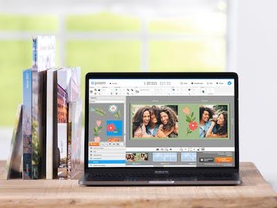 Les produits photo dans le logiciel Pixum