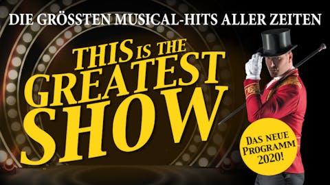 2. Preis: 2x Eintrittskarten für This is the greatest Show