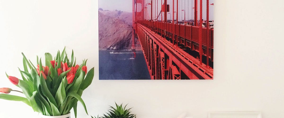 Galerie-Print: Golden Gate Bridge