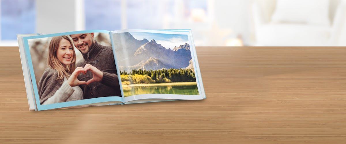 Pixum Fotobuch bestellen