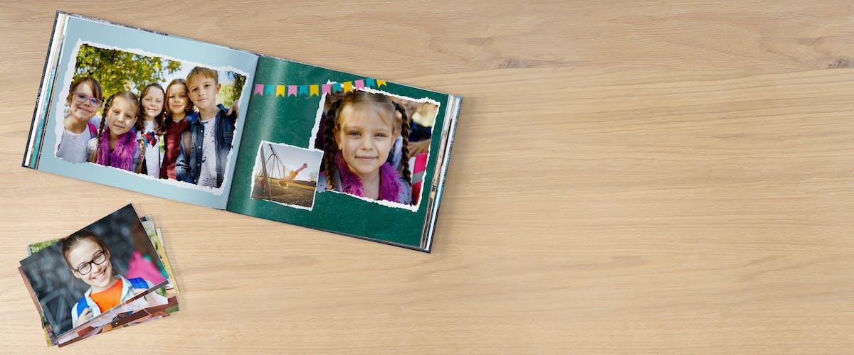 Fira skolavslutningen med bilder