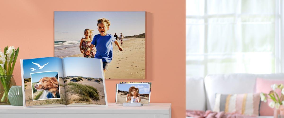 Das Beste für deine Bilder: Pixum Fotoprodukte