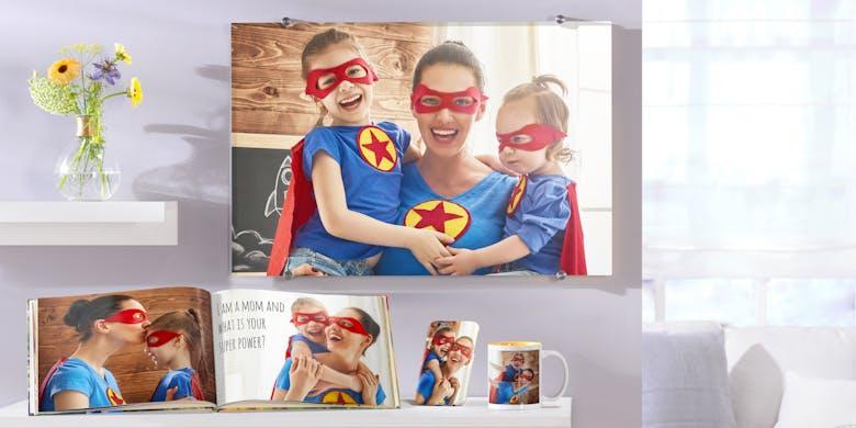 Muttertagsgeschenke designen