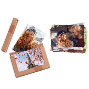 Photo Box with Prints