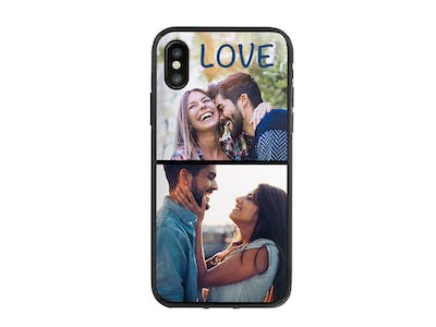 Your New Phone Case printed with a unique photo collage